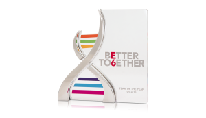 Better Together Trophy