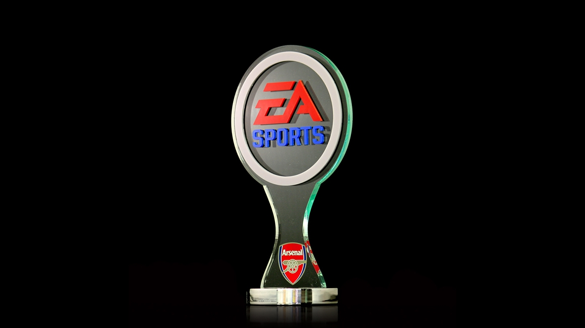 Arsenal Player of the Month Award