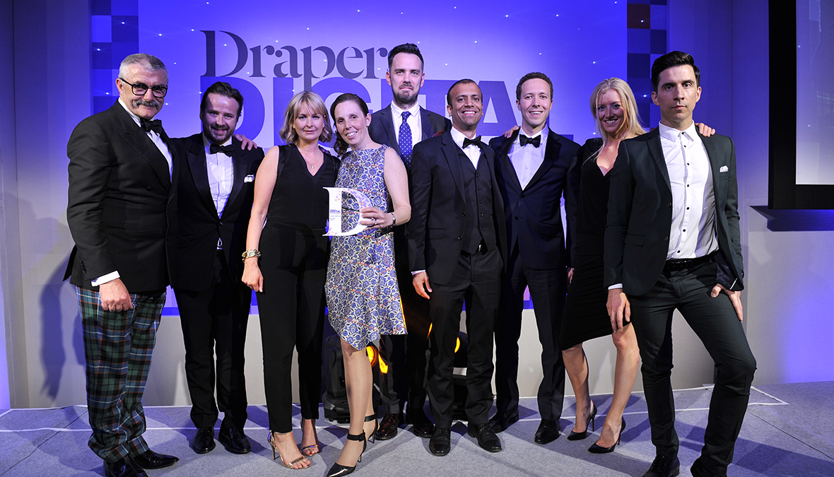 Drapers Digital Award Winners
