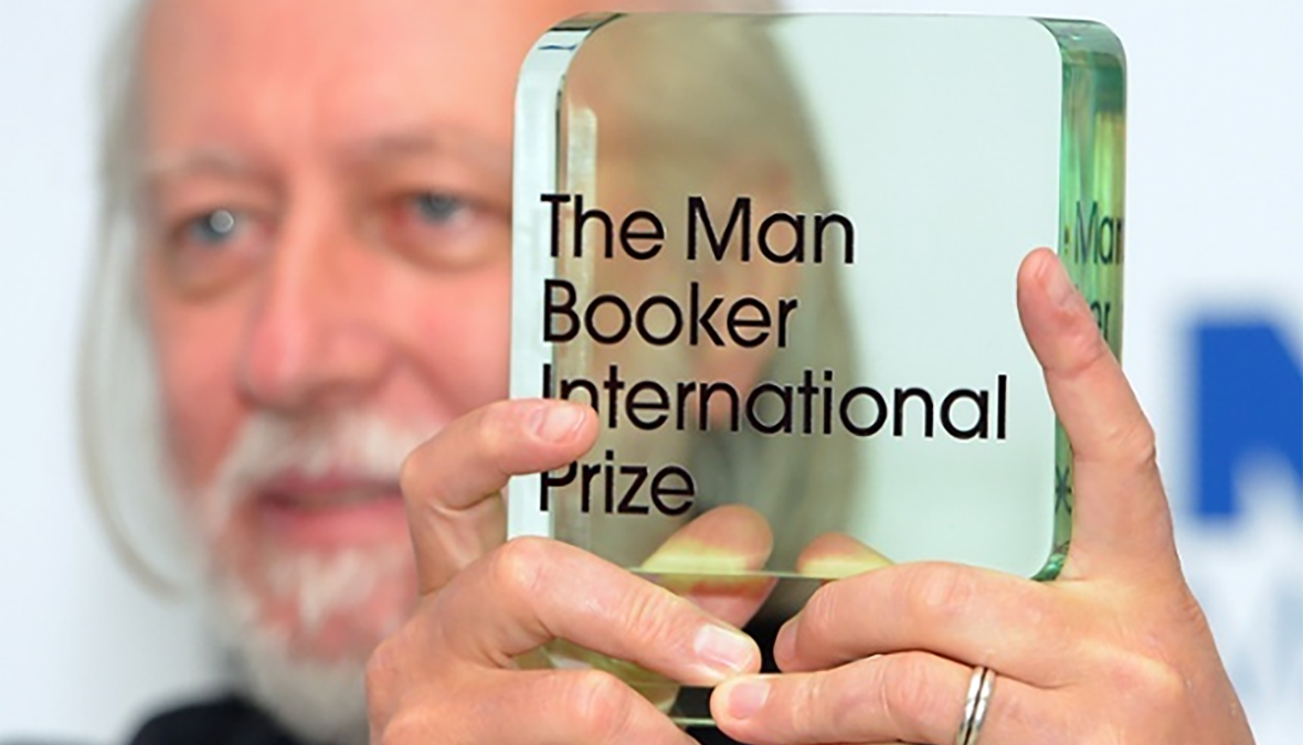 Man Booker International Prize 2014 winner