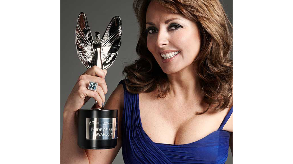 Pride of Britain 2011-2 Carol Vorderman
