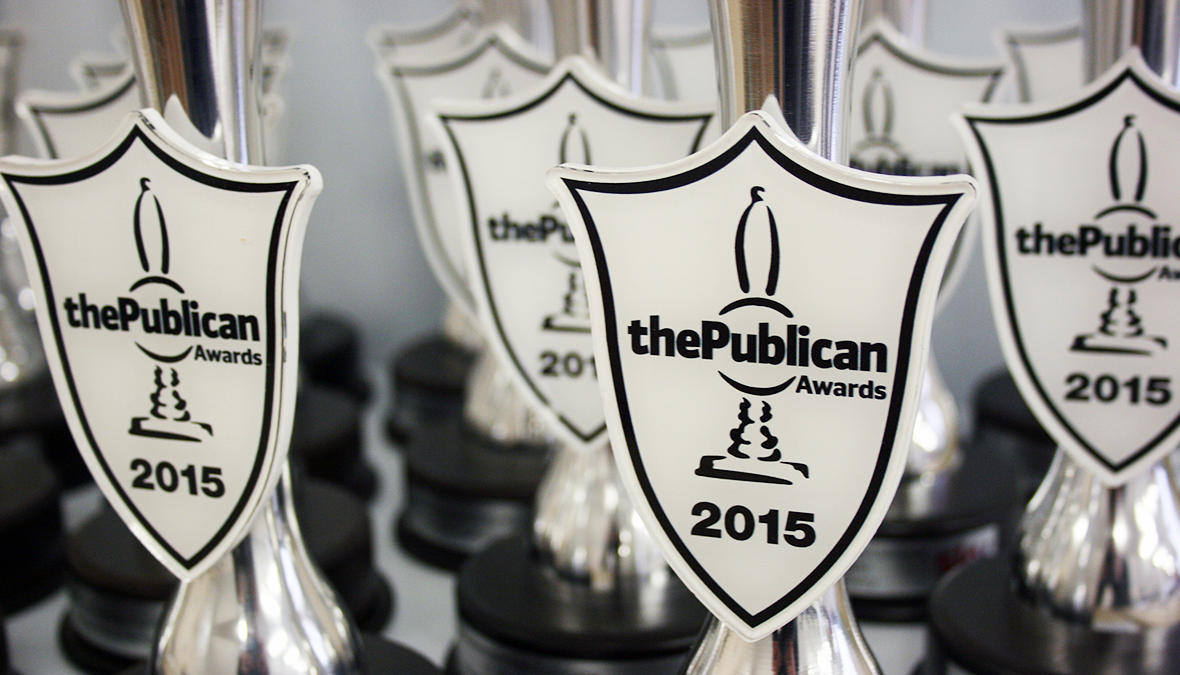 Publican Awards Manufacture