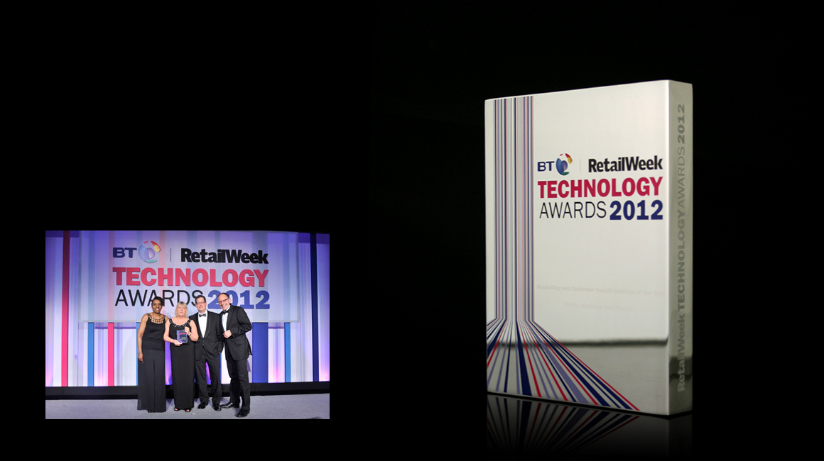 RetailWeek Technology Awards 2012