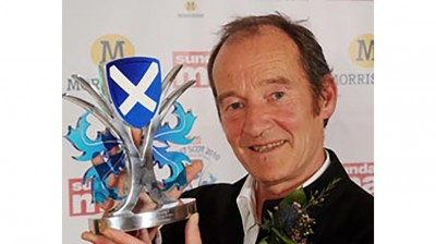 David Hayman Great Scot 2010