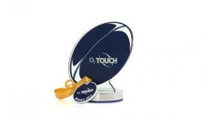 o2 Touch Award and Medal