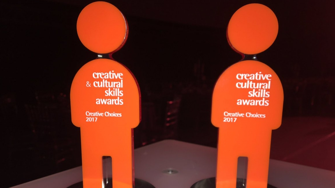 Image of Creative & Cultural Skills Awards