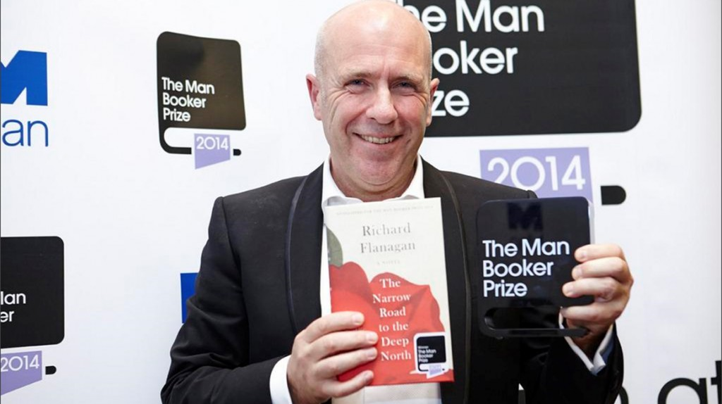 Man Booker winner 2014