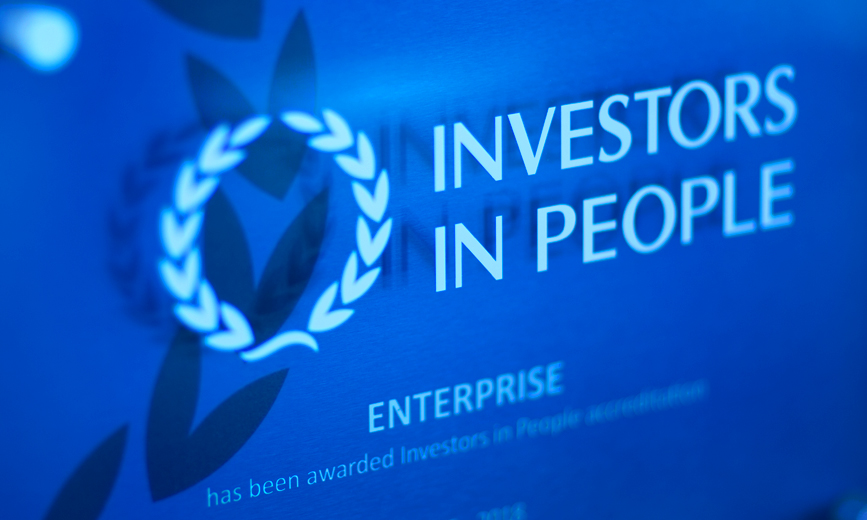 Case Study: Investors in People