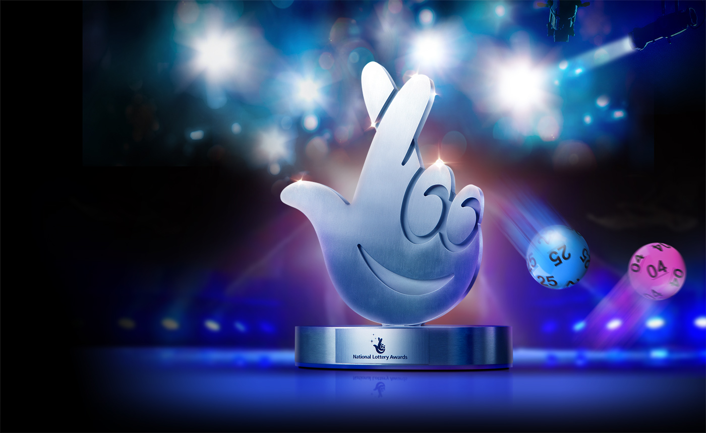 Gaudio Awards: National Lottery Awards Hero