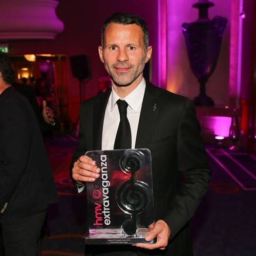 Football Extravaganza - Ryan Giggs
