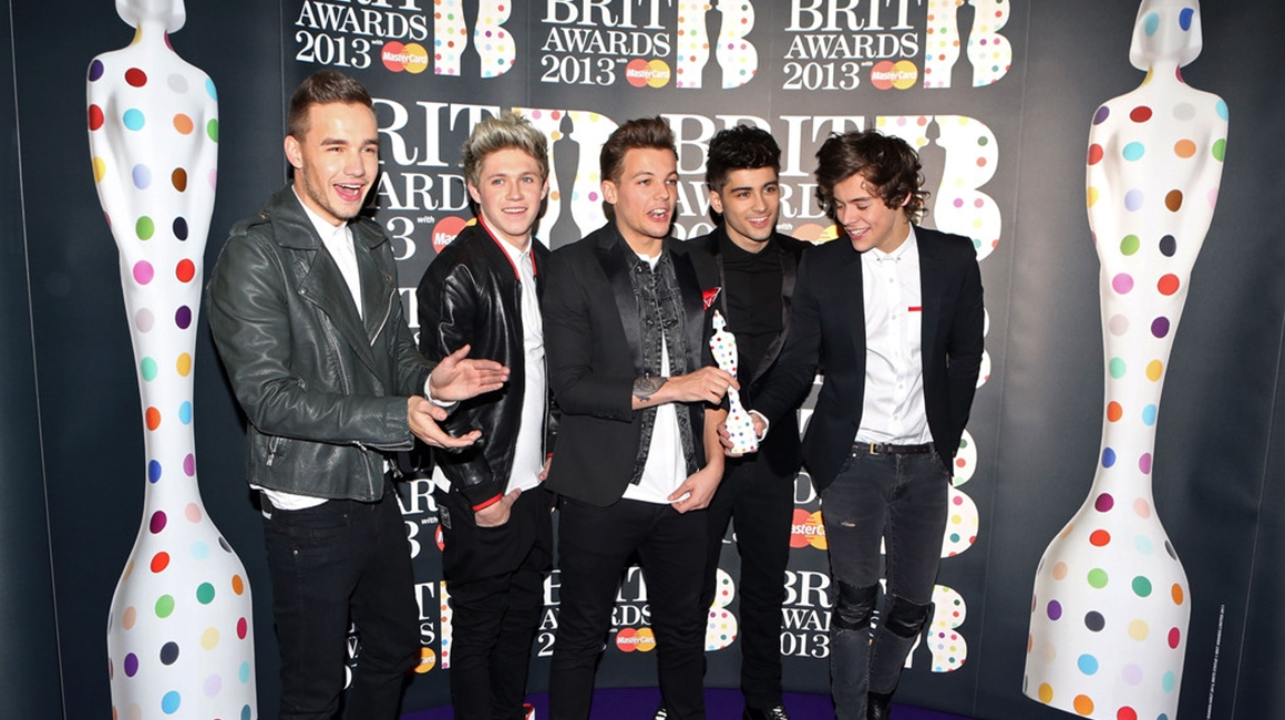 Brit Awards 2013 winners