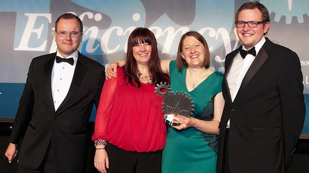 HSJ Efficiency Award 2012 Winners