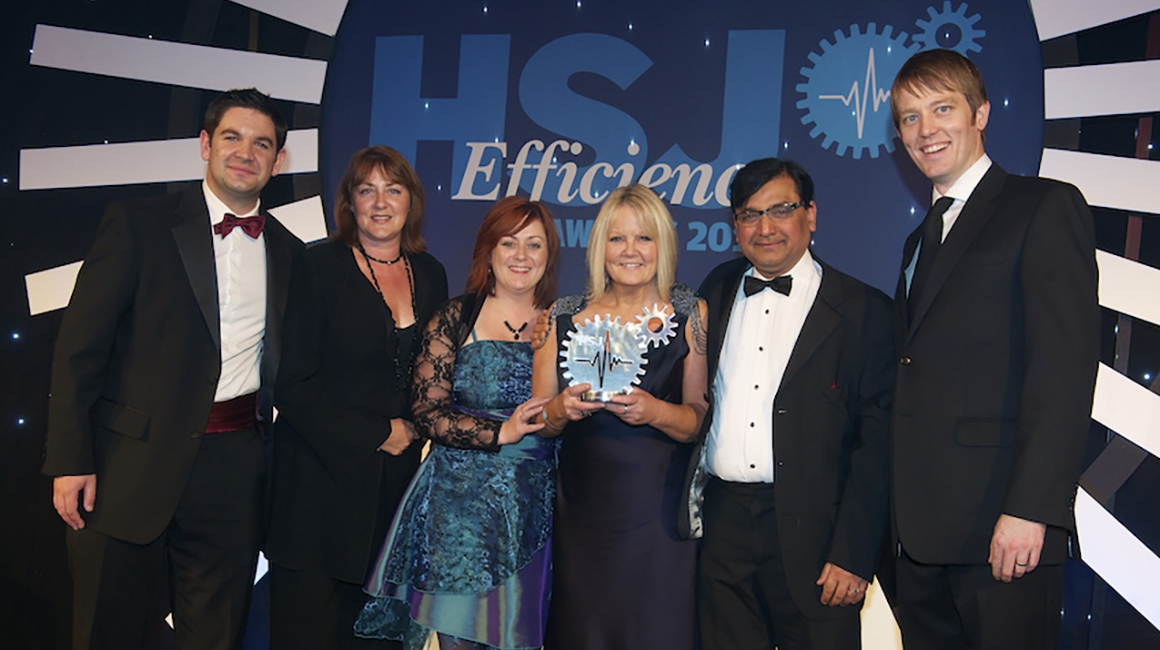 HSJ Efficiency Awards 2011 Winners