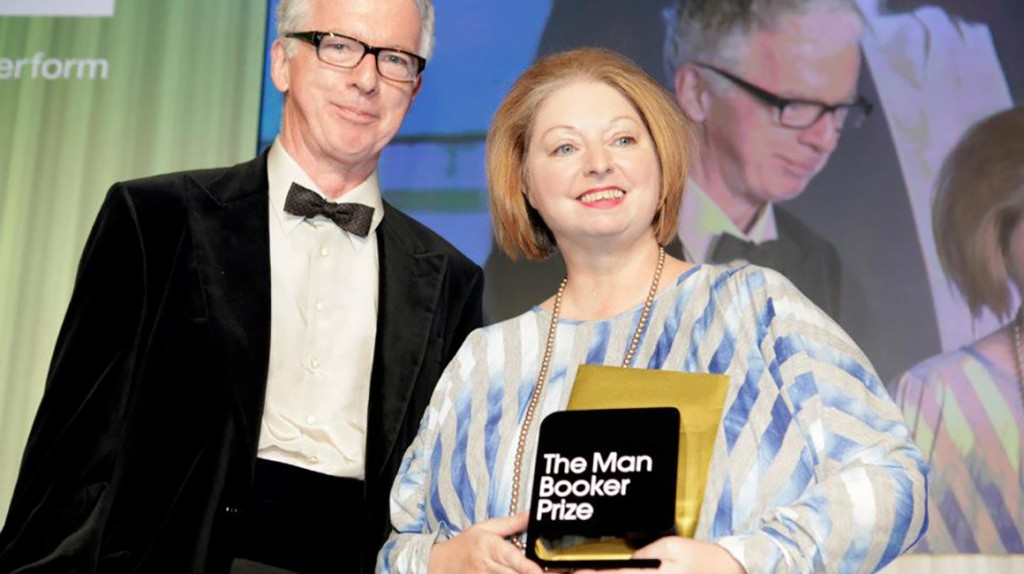 Man Booker Prize 2012 Winner