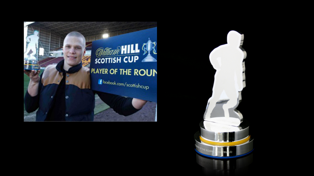 Scottish Cup Player of the Round