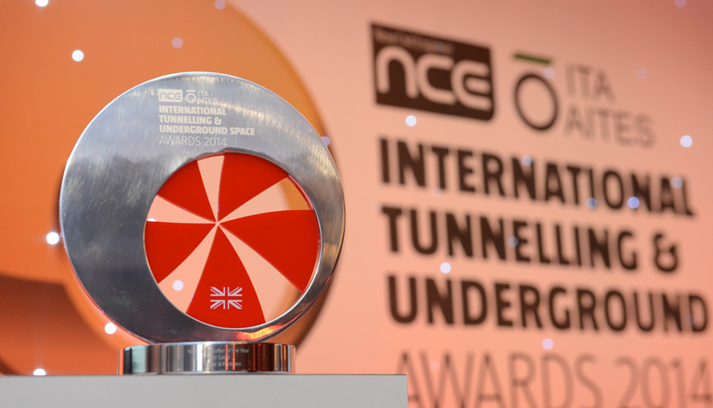 Tunnelling Awards 2014 Event