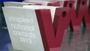 VInspired Awards Manufacture