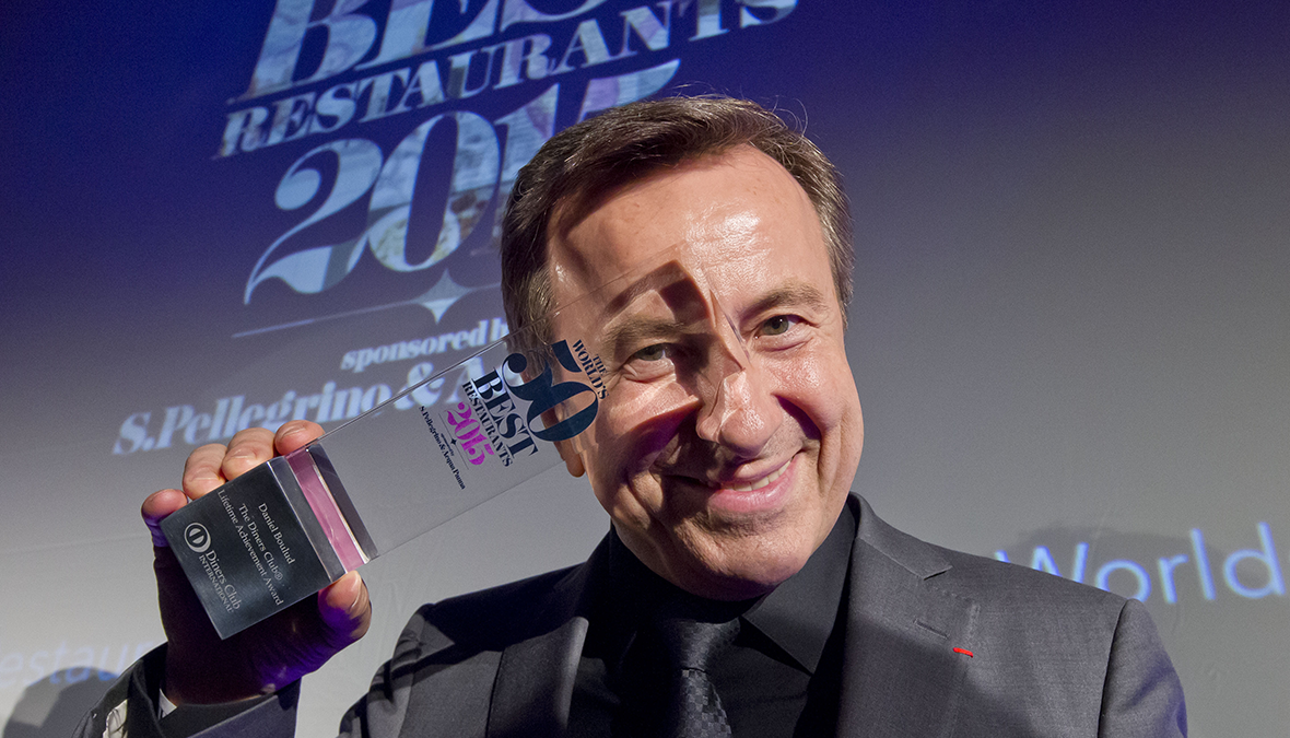 Worlds 50 Best Restaurants winner 2015