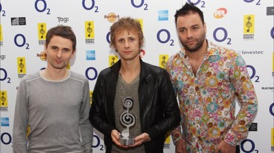 Muse Silver Clef 2010