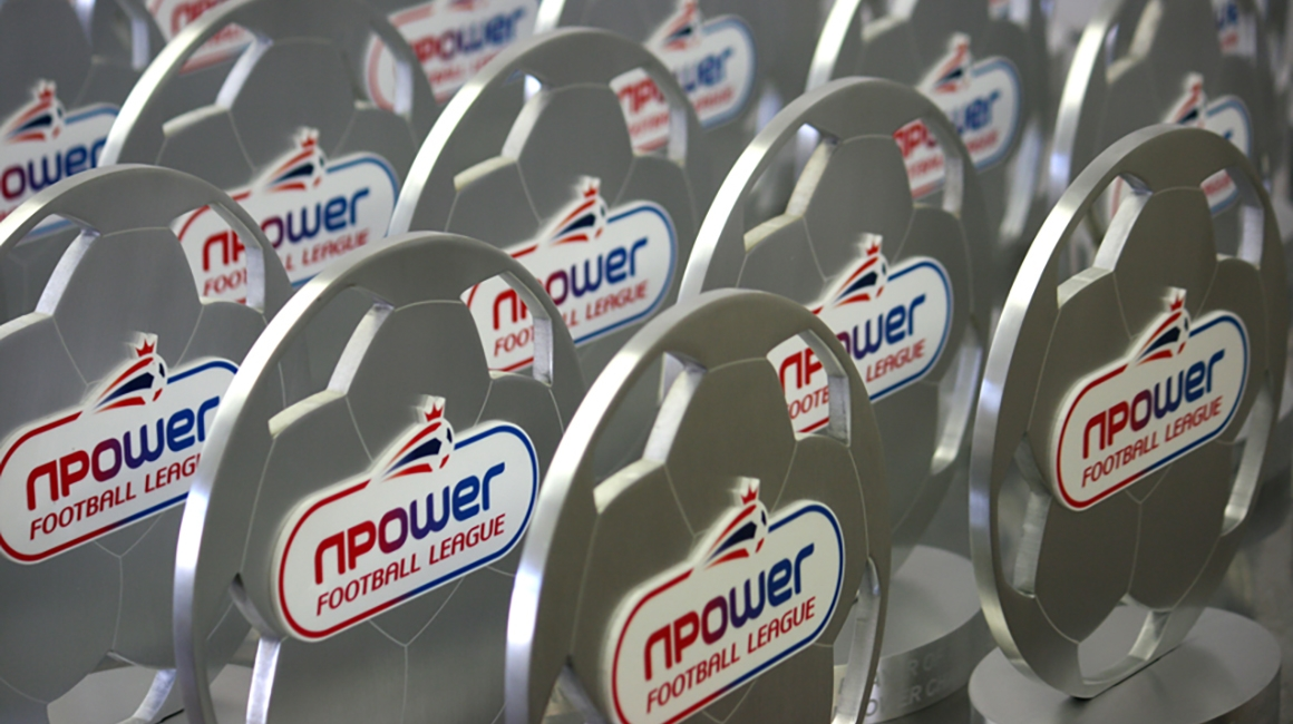 npower Football League 2012 Manufacture