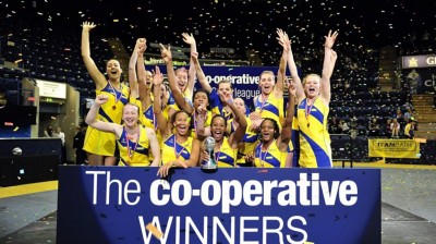 Netball Superleague Winners
