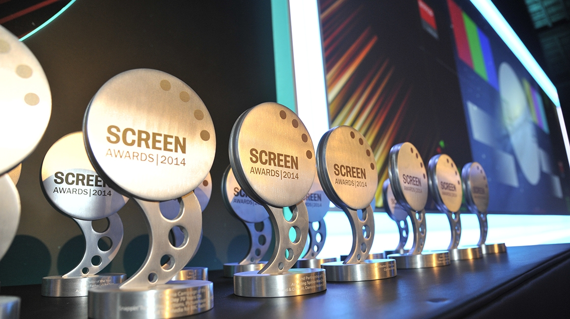 Screen Awards 2014 at the event