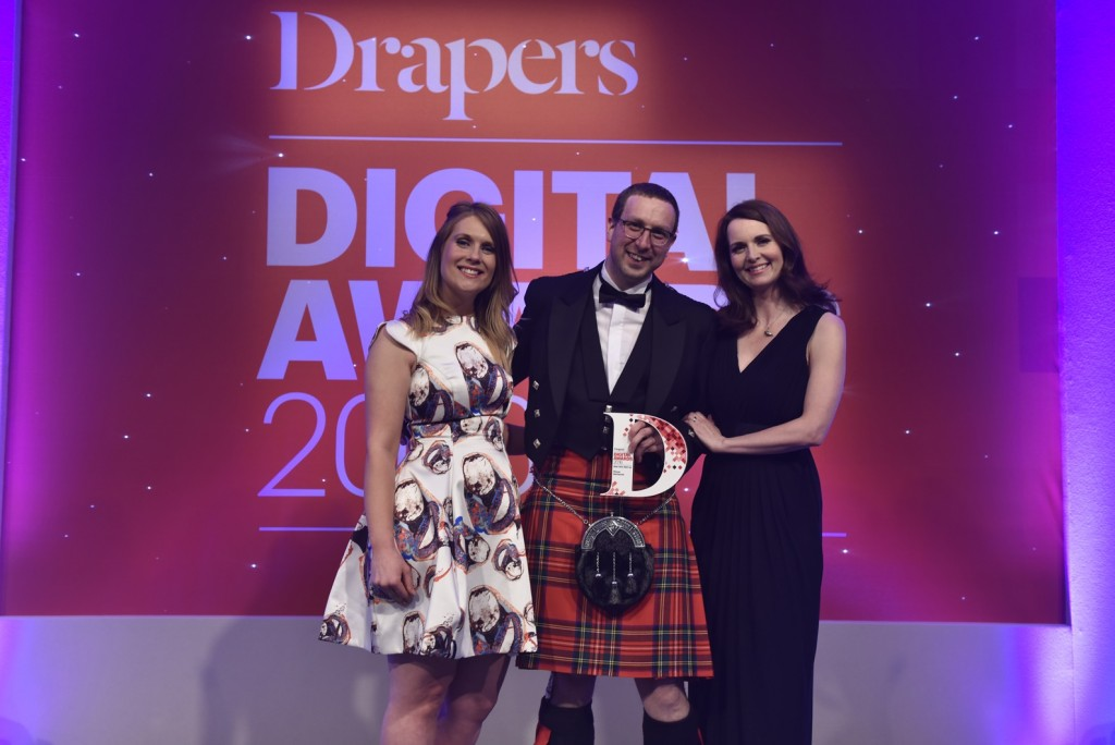 Drapers Digital 2016 Winner