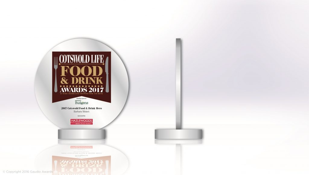 Cotswold Life Food & Drink Awards Image