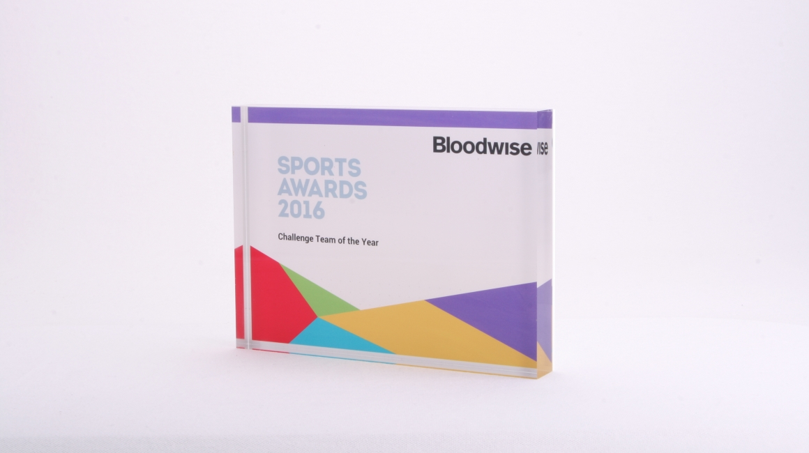 Charitable Awards - Bloodwise