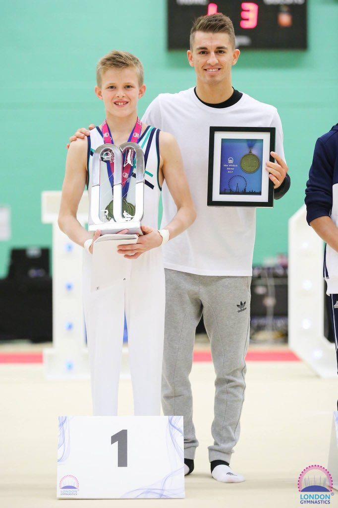 Max Whitlock Cup