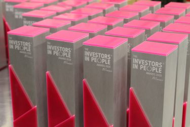 Custom Awards lined up for the investors in people awards